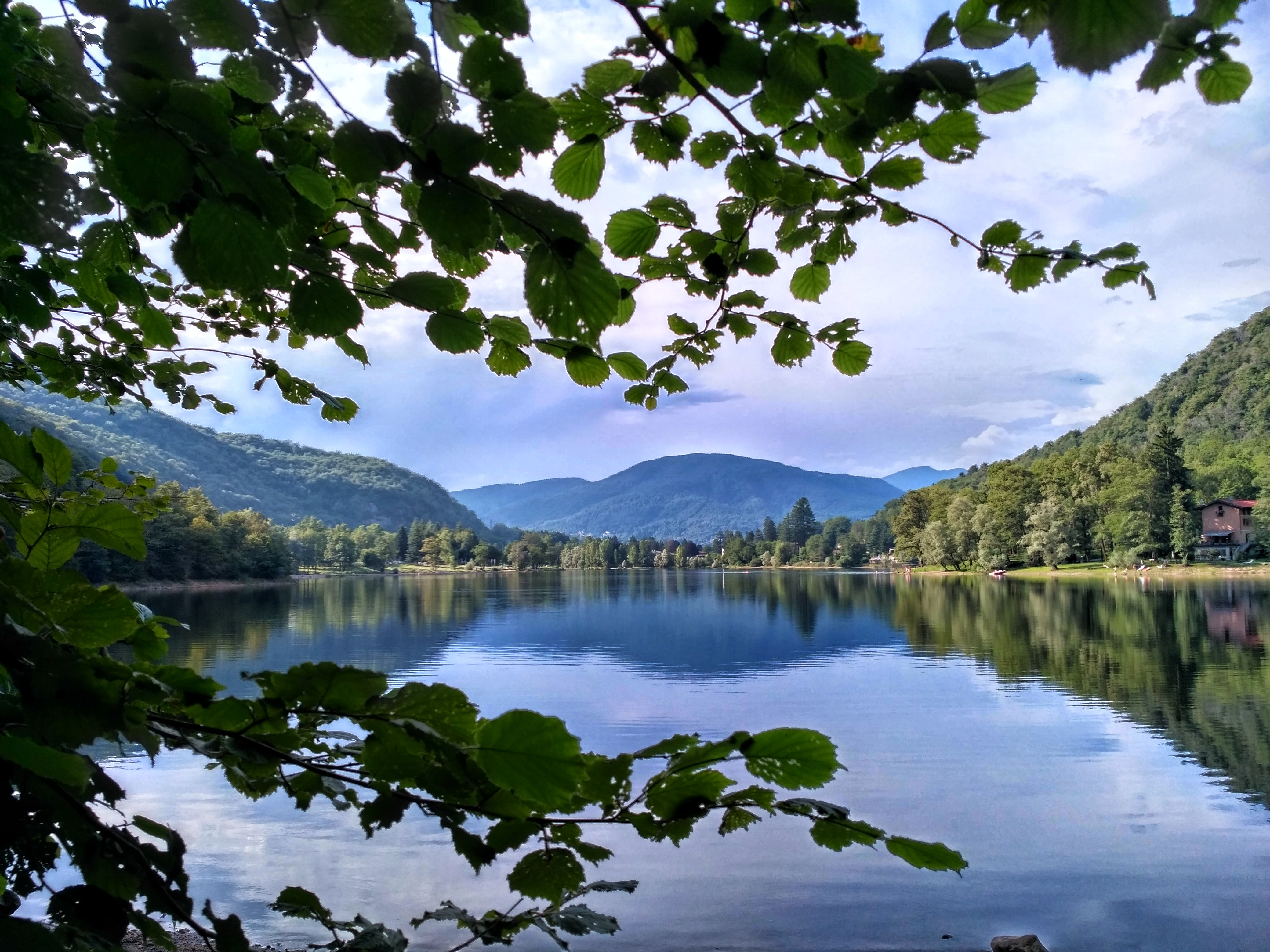 Minor lakes