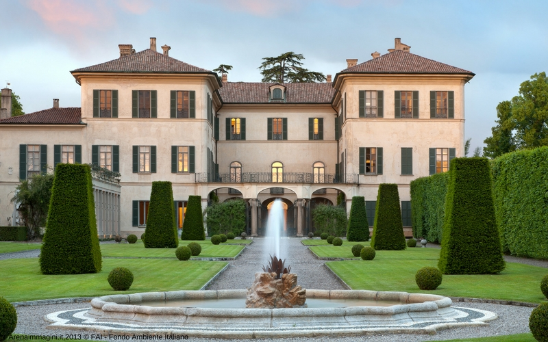 Villa Panza and the Panza Art Collection
