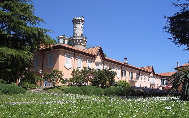 Villa Mirabello Museo Archeologico