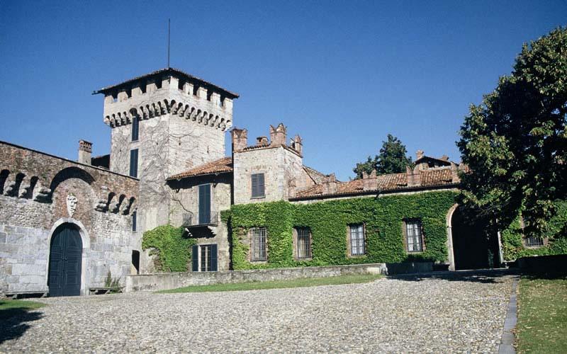 Visconti di San Vito Castle