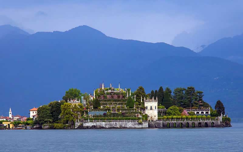 The Borromean Islands: Isola Bella, Isola dei Pescatori and Isola Madre