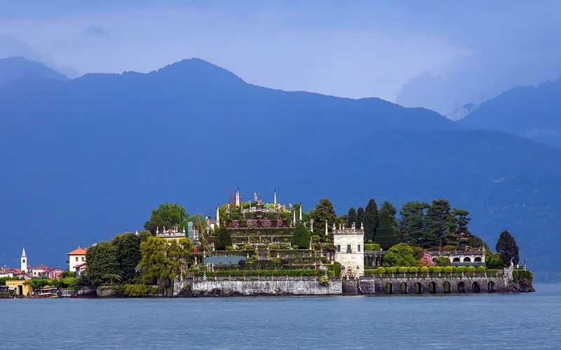 The Borromean Islands: Isola Bella, Isola dei Pescatori and Isola Madre