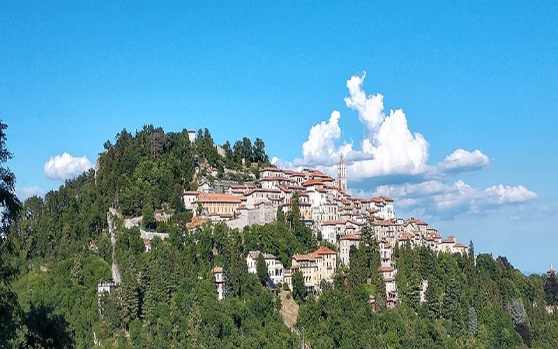 Sacro Monte, Casa Museo Pogliaghi, Museo Baroffio e Campo dei Fiori