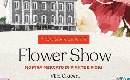 Yougardener Flower Show  - Primavera 2019