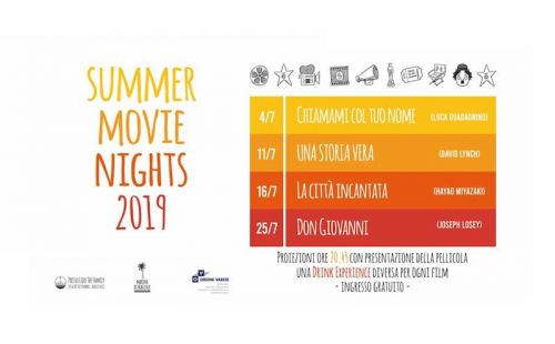 Summer Movie Nights 2019 @ The Family
