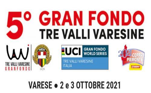 5° Gran Fondo Tre Valli Varesine