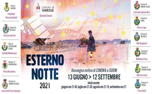 Esterno Notte 2021