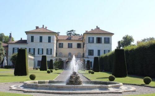 """""""PROGETTO GENESI. ARTE E DIRITTI UMANI"""" at Villa Panza"""
