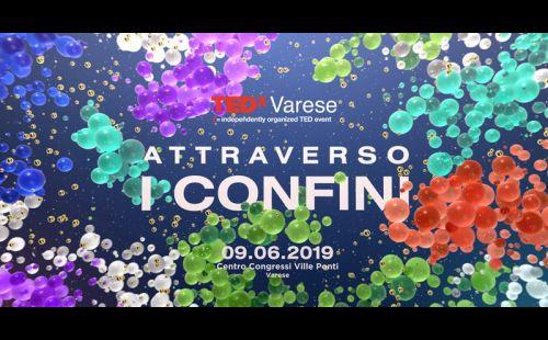 TEDxVarese: Attraverso i Confini