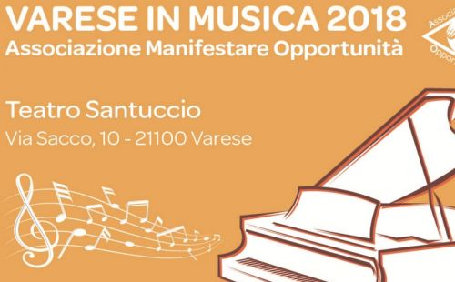Varese in musica 2018