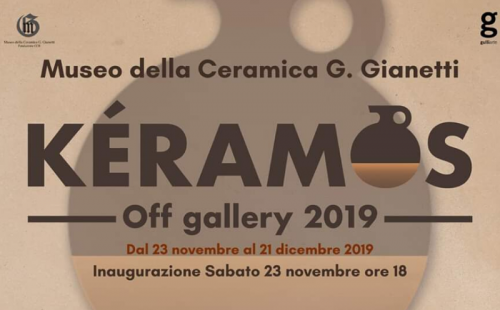 Keramos Off Gallery 2019
