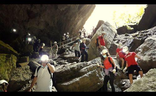 Visite guidate alla Grotte di Cunardo