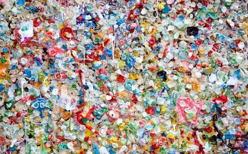 Plastica per l'arte: il valore del riciclo