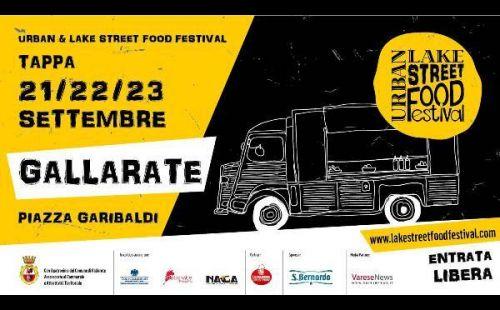 urban lake & street food 2018