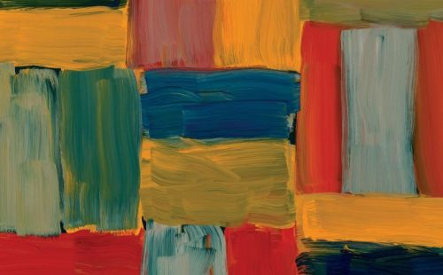 Mostra Long Light: Sean Scully a Villa Panza