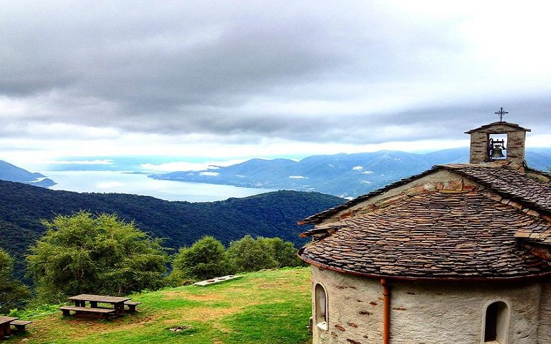 From Pradecolo to Monte Lema