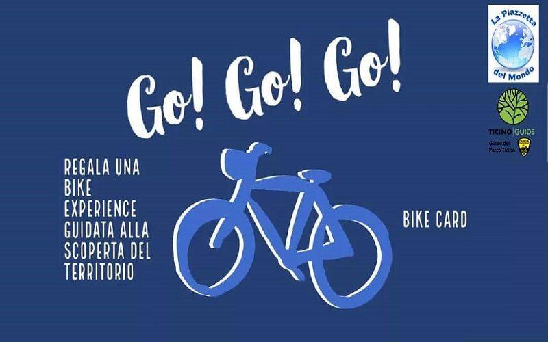 Regala un'esperienza Bike