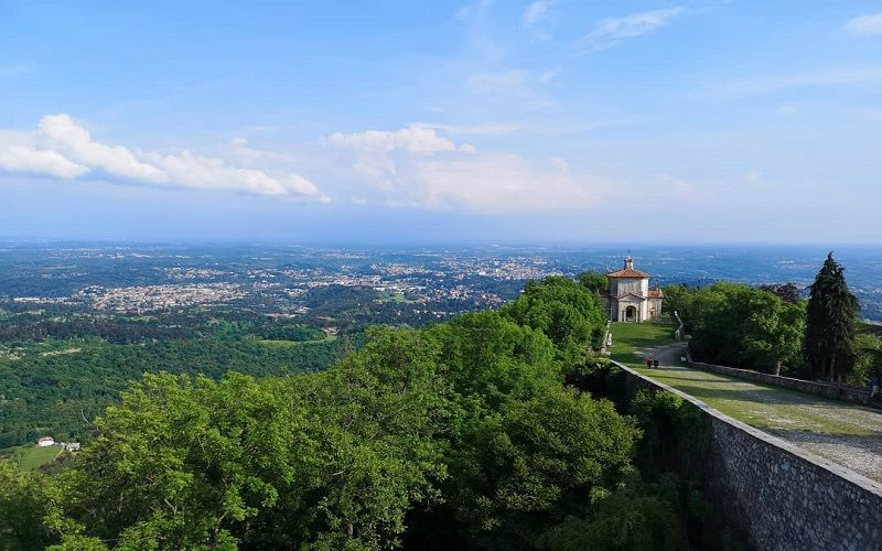 Sacro Monte e Isolino Virginia - 49€