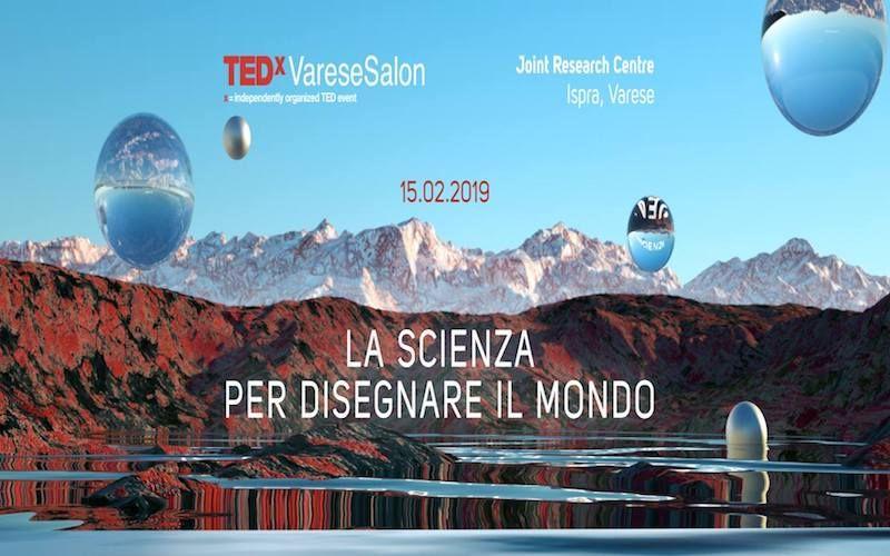 TedX Varese Salon | La scienza per disegnare il mondo