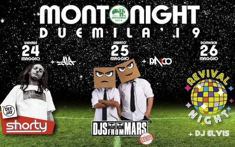 Montonight 2019