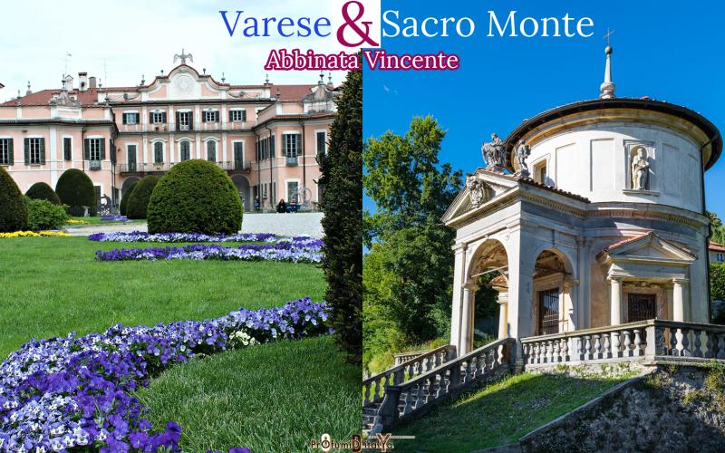 Abbinata Vincente: Varese città & Sacro Monte