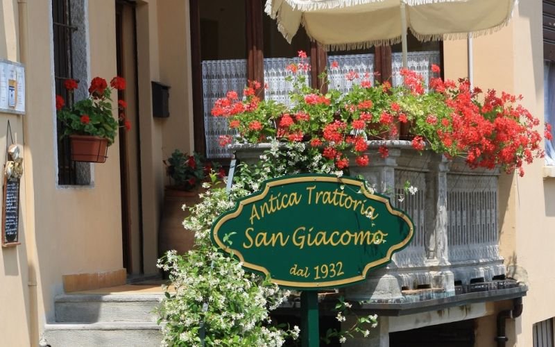 Antica Trattoria San Giacomo