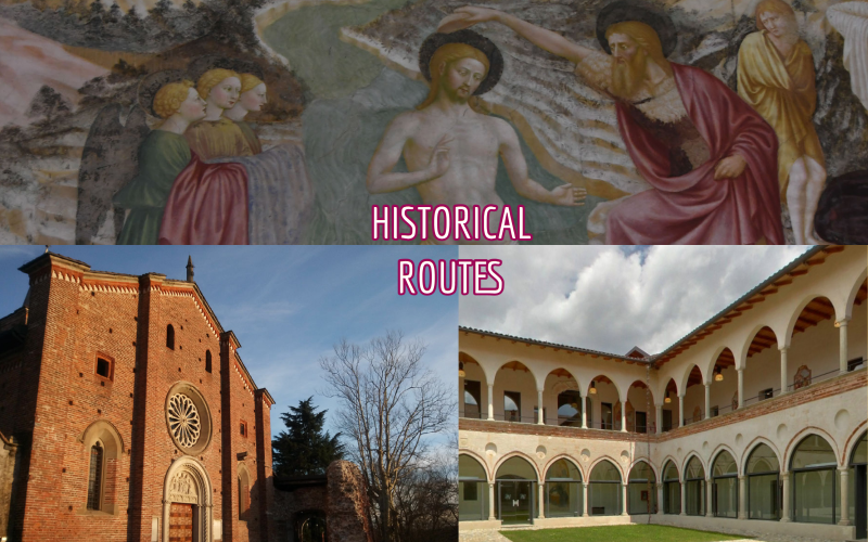 Historical routes