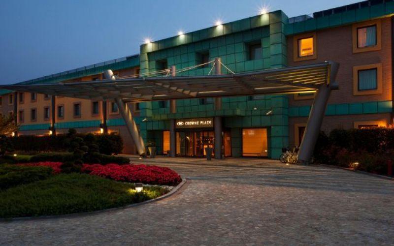 Crowne Plaza Milan-Malpensa Airport