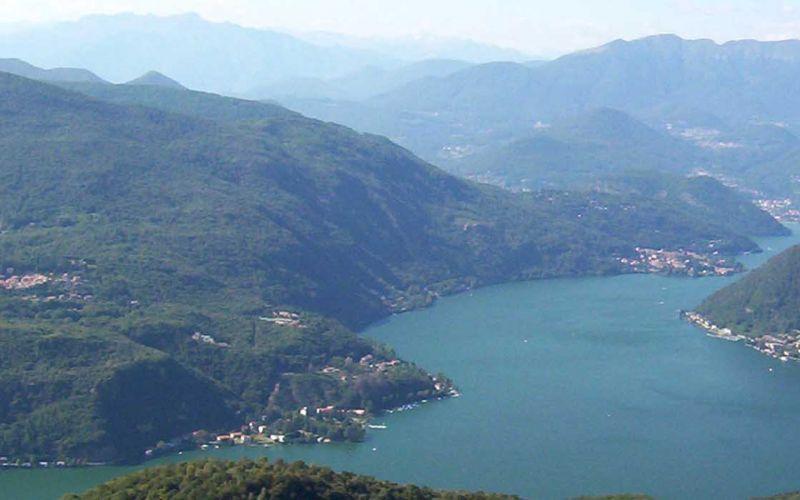 Serpiano Riva San Vitale