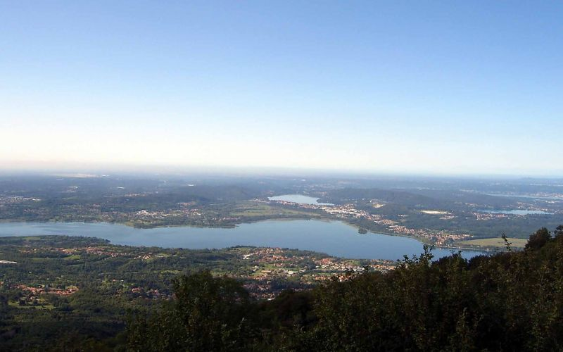 Lake Varese Bike Path