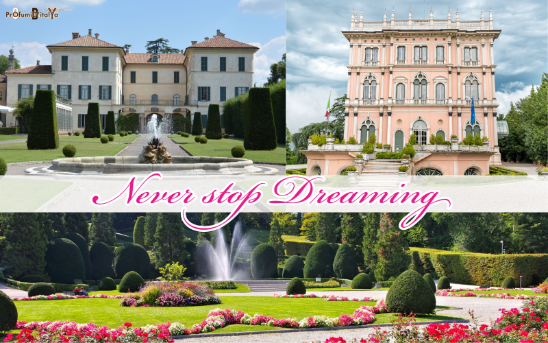 Varese Never Stop Dreaming:Varese City, Gardens and historic villas