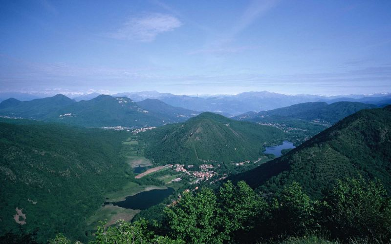 Tour tra Valganna e Lago di Lugano