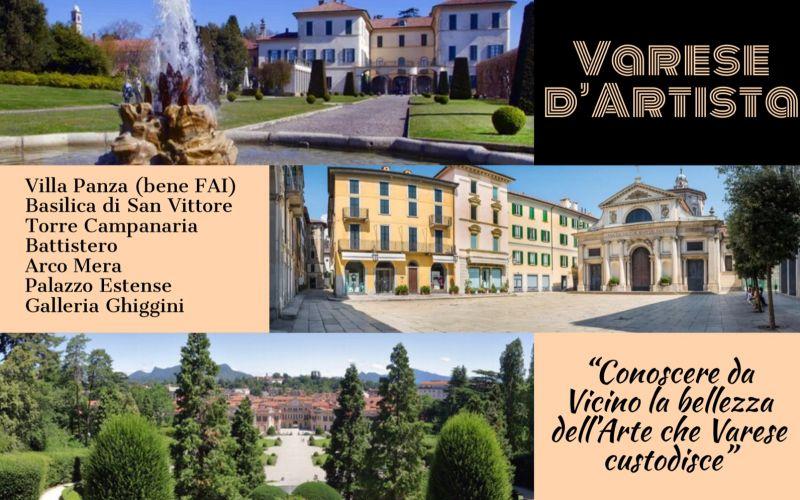 Varese D'Artista