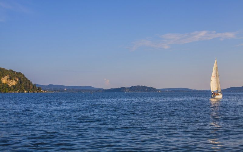 Experience on the lake - da € 130