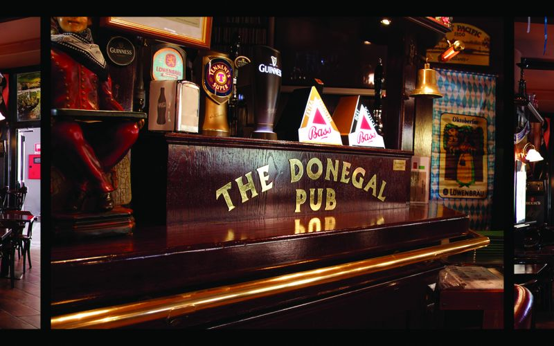 The Donegal Pub