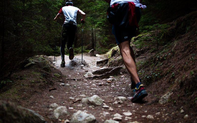 Vertikal trail: in salita sul sasso del ferro