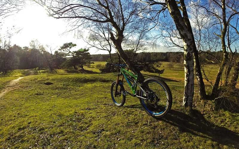 One-day Mountain Bike Excursions