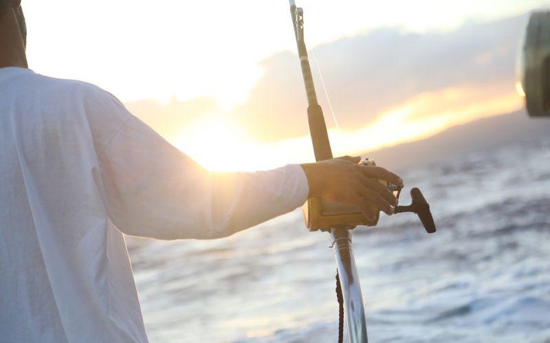 Sport fishing at Laghetto Fonteviva