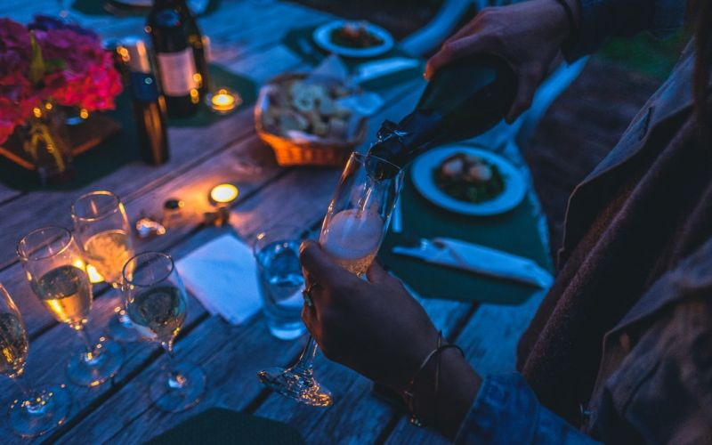 Cena con ballo al Ristorante Bel Sit