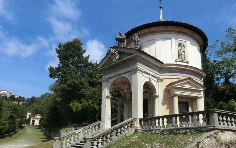 Liberty tour Varese e Sacro Monte, Isolino Virginia
