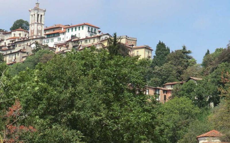 Sacro Monte - Castello Cabiaglio