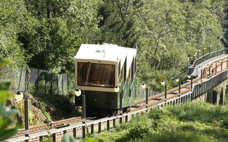 Funicolare Sacro Monte: orari corse