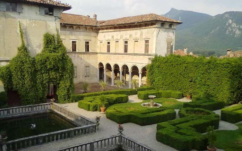 Villa Cicogna Mozzoni | Varese Convention & Visitors Bureau