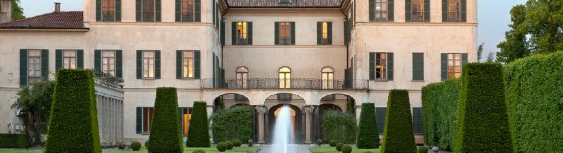 Villa Panza and the Panza Art Collection