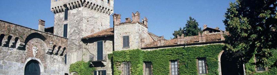 Visconti di San Vito Castle (Somma Lombardo)