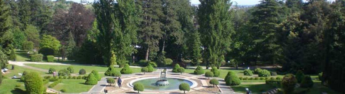 Villa Toeplitz and the Castiglioni Museum and Park