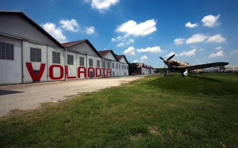 Volandia Park and the Aviation Museum